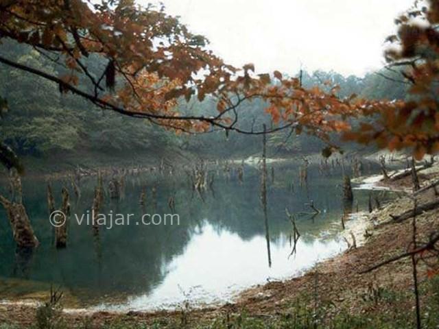 عکس اصلی شماره 1 - دریاچه خضر نبی نوشهر